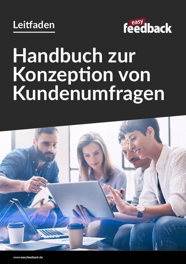 Handbuch zur Konzeption von Kundenumfragen