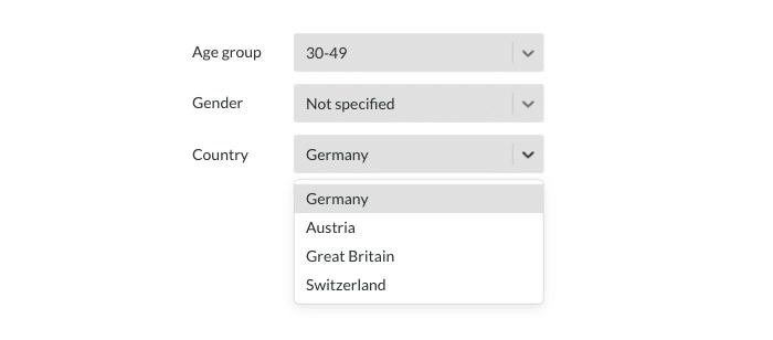 survey demographic questions